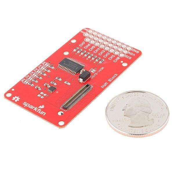 SparkFun Block for Intel Edison - PWM (DEV-13042) - Intel Edison
