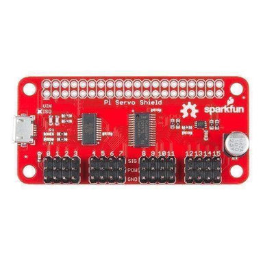Sparkfun Pi Servo Hat (Dev-14328) - Raspberry Pi Boards