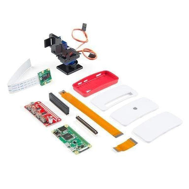 Sparkfun Raspberry Pi Zero W Camera Kit (Kit-14329) - Raspberry Pi Kits