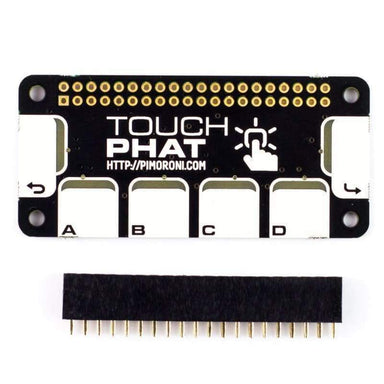 Touch pHAT - Raspberry Pi
