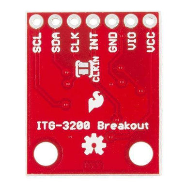Triple-Axis Digital-Output Gyro Itg-3200 Breakout (Sen-11977) - Gyro