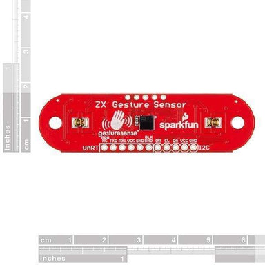 Zx Distance And Gesture Sensor (Sen-13162) - Infra Red