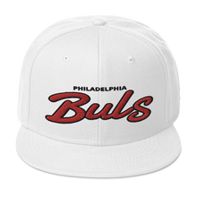 Load image into Gallery viewer, Philadelphia Buls Snapback Hat