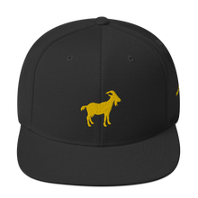 Load image into Gallery viewer, G.O.A.T. Snapback Hat
