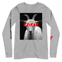 Load image into Gallery viewer, G.O.A.T. Gang Long Sleeve T-Shirt