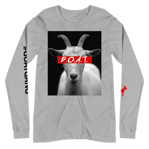 G.O.A.T. Gang Long Sleeve T-Shirt