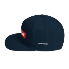 Load image into Gallery viewer, BARS Is Back Preme Snapback Hat