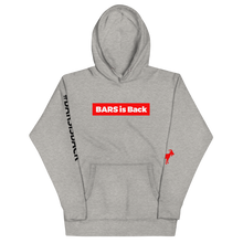 Load image into Gallery viewer, BARS Is Back Preme Hoodie