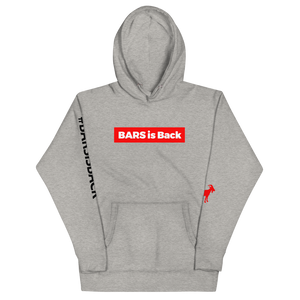BARS Is Back Preme Hoodie