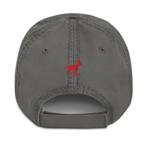 BARS Is Back Distressed Dad Hat