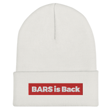 Load image into Gallery viewer, BARS Is Back Preme Beanie