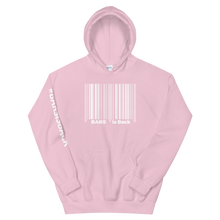 Load image into Gallery viewer, Bar Code Hoodie