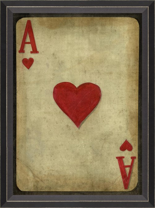 Ace of Hearts Artwork