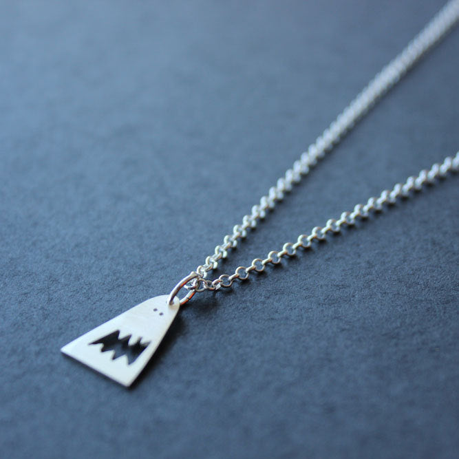 Happy Little Monster Necklace