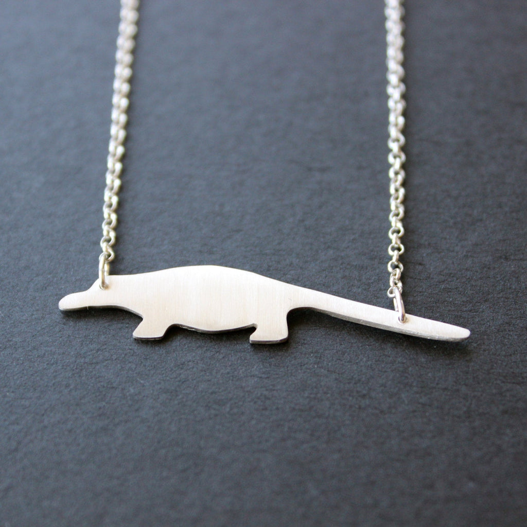 Komodo Dragon Necklace