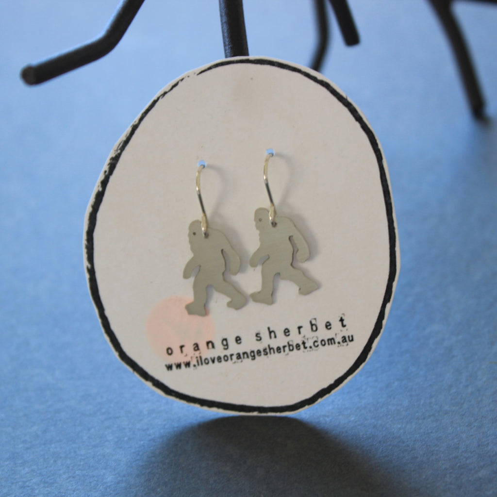 Yeti Earrings