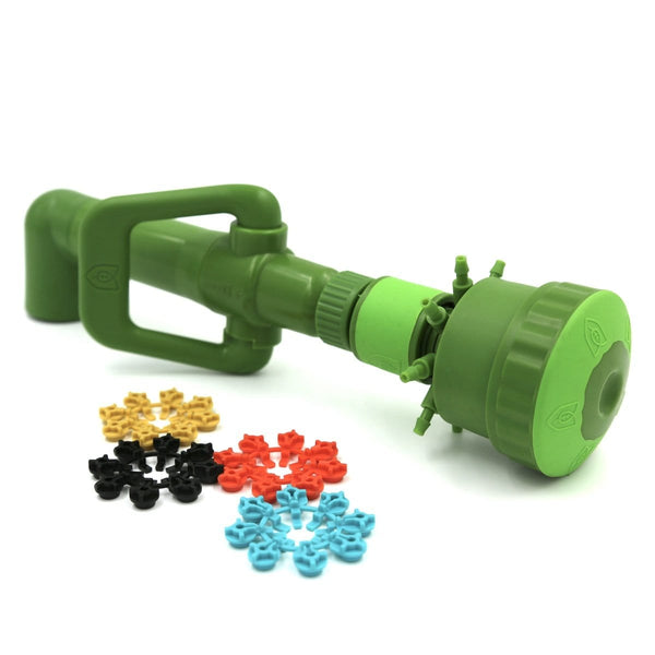 "FloraFlex - Quick Disconnect Pipe System Multi Flow Elbow 3/4"" - London Grow"