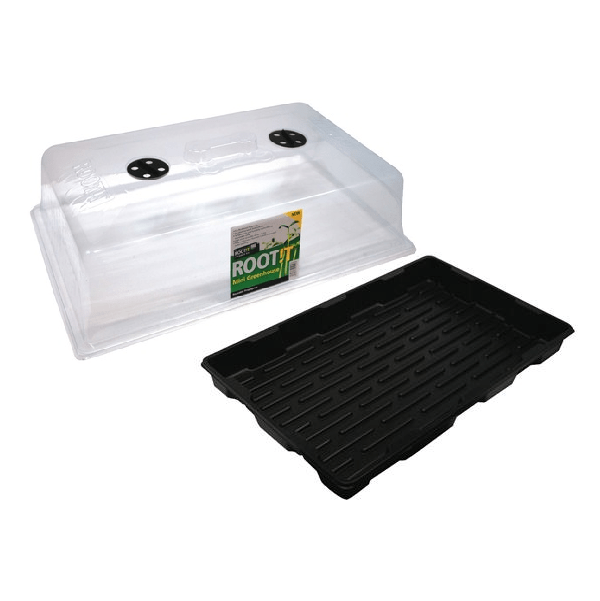 ROOT!T Propagator Lid & Tray - London Grow