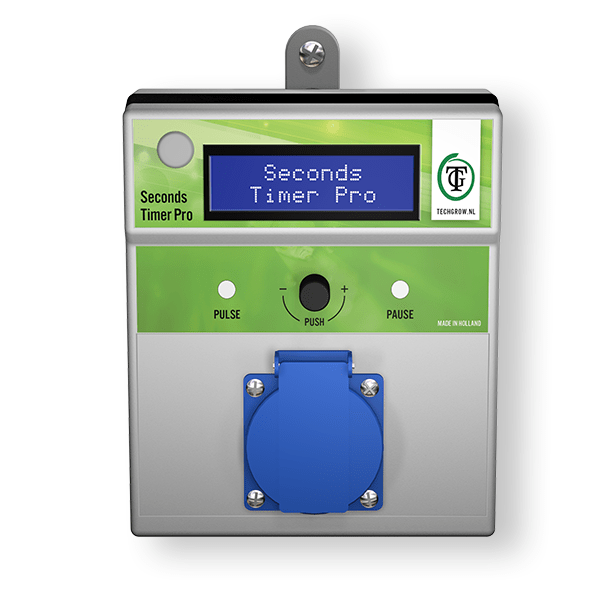 TechGrow - Seconds Timer Pro - London Grow