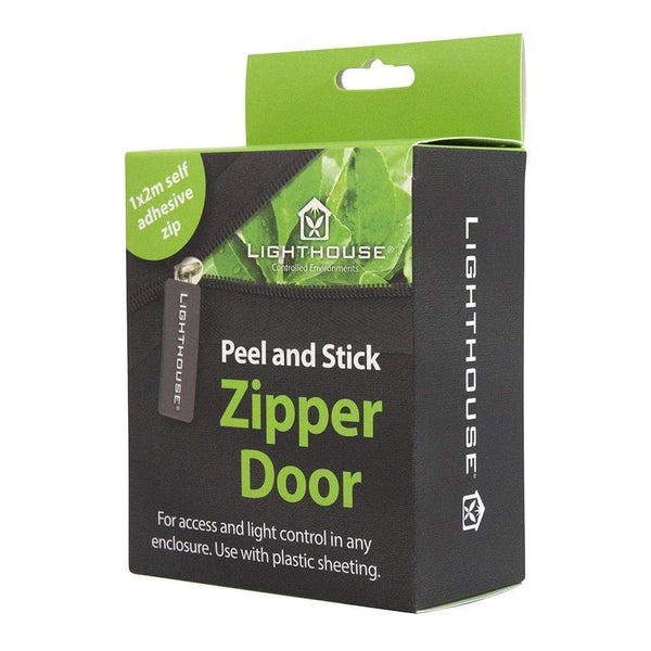 Lighthouse Zipper Door - 2m - London Grow