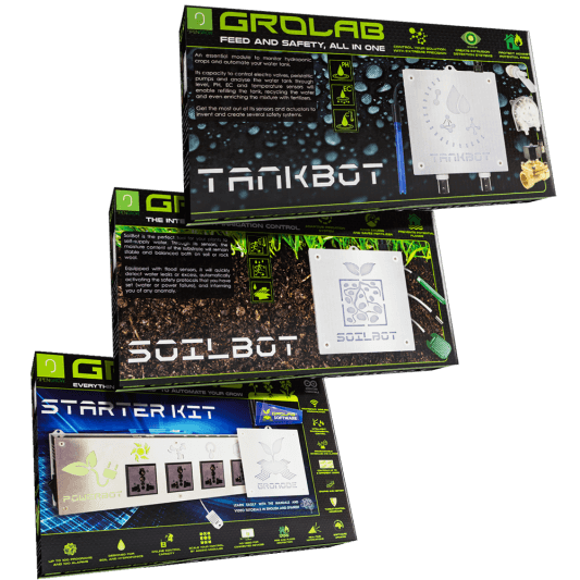 Opengrow - Grolab Pro Kit - London Grow