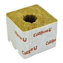 Cultilene Rockwool Cube 75mm - Small Hole - London Grow