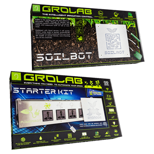 Opengrow - Grolab Soil Kit - London Grow