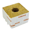Cultilene Rockwool Cube 100mm - Large Hole - London Grow