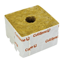 Cultilene Rockwool Cube 100mm - Small Hole - London Grow