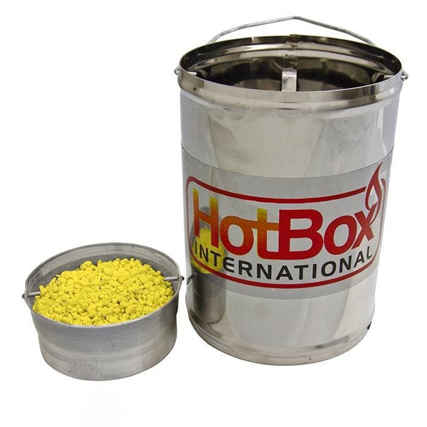 Hotbox Sulfume with Sulphur Bag 500g - London Grow