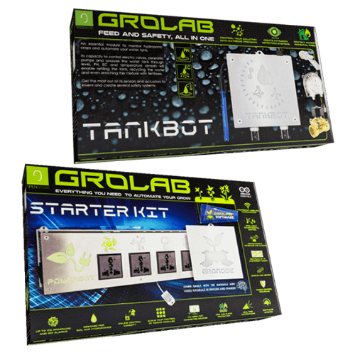 Opengrow - Grolab Hydro Kit - London Grow