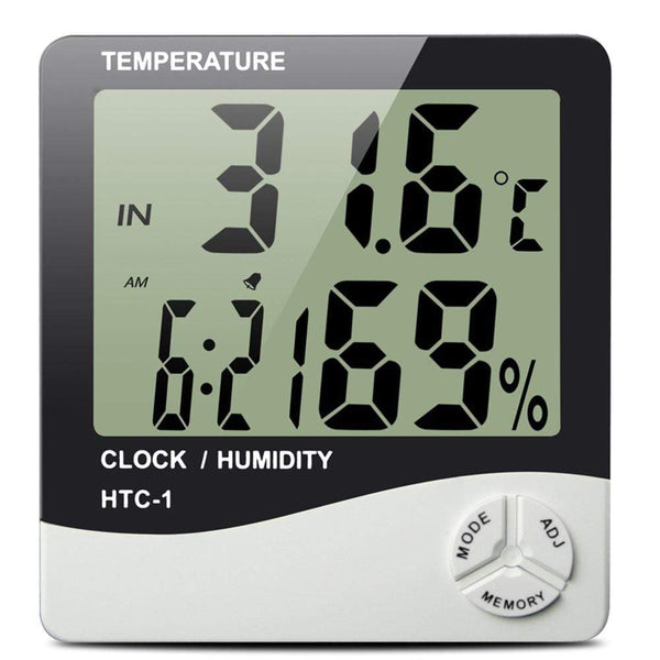 Digital Series Thermometer/Hygrometer - London Grow