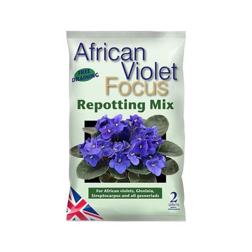 Growth Technology - African Violet Focus Repotting Mix - London Grow