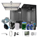 LED Complete Grow Kit - 1.2m2 Non Silenced / No / Complete Add Ons - London Grow