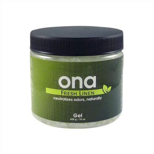 ONA Gel Fresh Linen 400g - London Grow