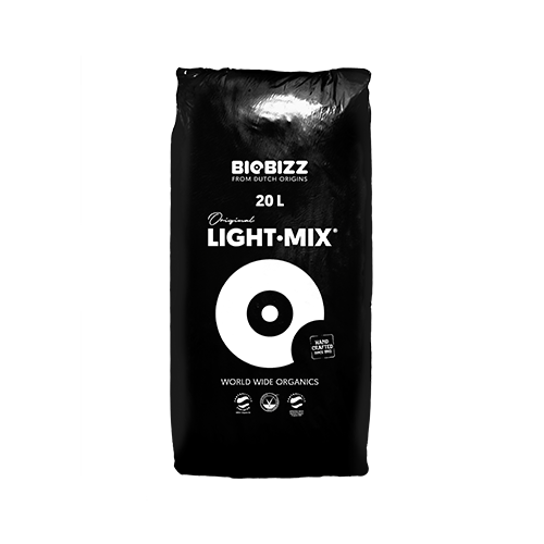 Biobizz Light Mix Potting Soil 20L - London Grow
