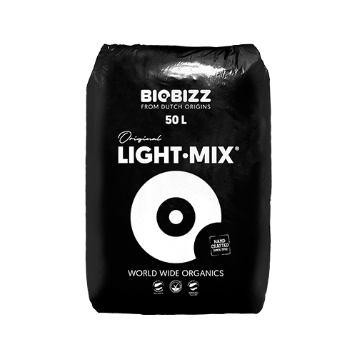 Biobizz Light Mix Potting Soil 50L - London Grow