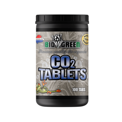 Biogreen Co2 Tabs - Tub of 100 tablets - London Grow