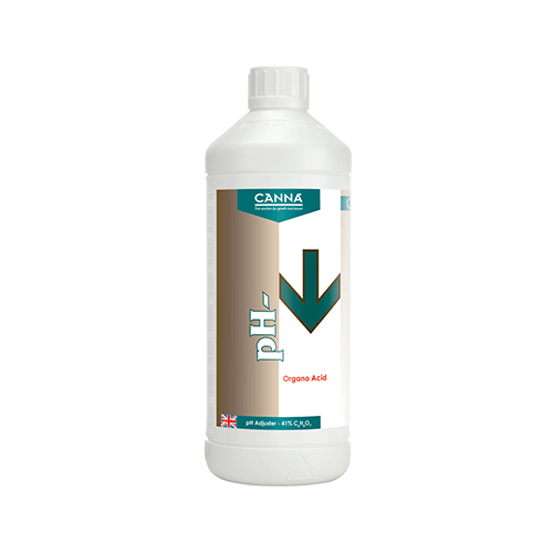 CANNA Organic pH- 1L - London Grow