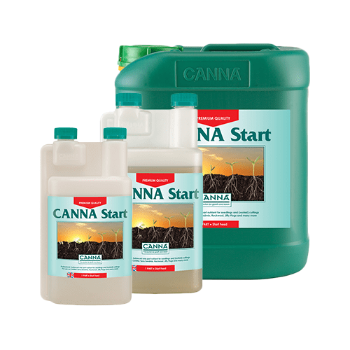 CANNA Start - London Grow
