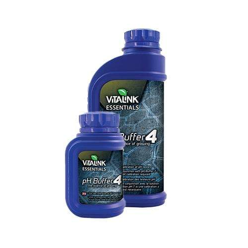 Vitalink pH Buffer 4 - London Grow