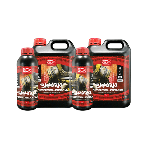 Shogun Samurai Hydro Bloom A&B Hardwater - London Grow