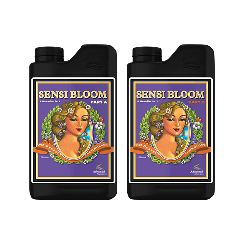 Advanced Nutrients Sensi Bloom A+B 1L - London Grow
