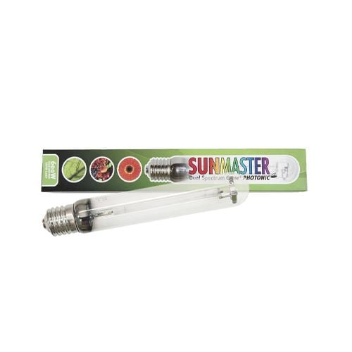 Sunmaster SONT+ DS HPS Bulb - London Grow