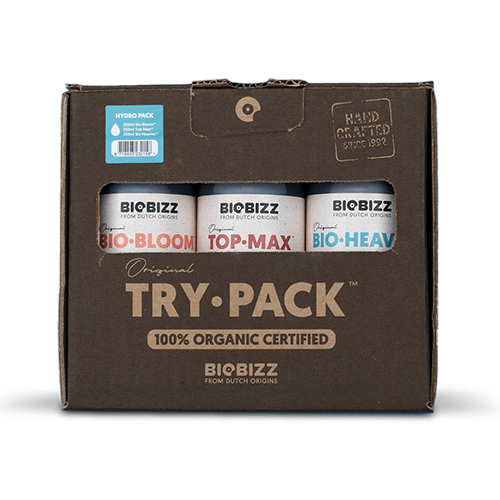 BioBizz Try Pack - Hydro Pack - London Grow