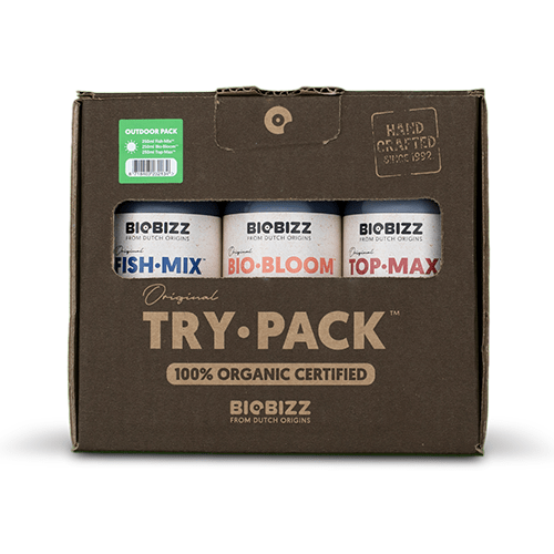 BioBizz Try Pack - Outdoor Pack - London Grow