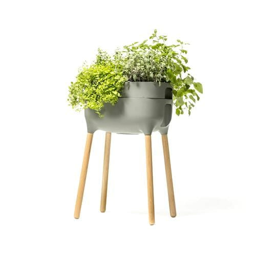 Urbalive Raised Planter White - London Grow