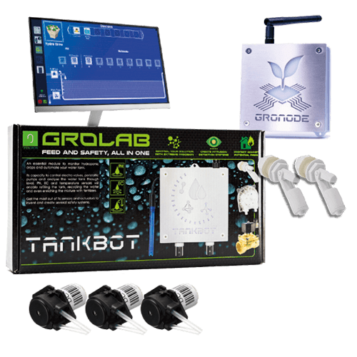 Opengrow - Grolab Doser Kit - London Grow