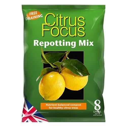 Growth Technology - Citrus Focus Repotting Mix 8L - London Grow