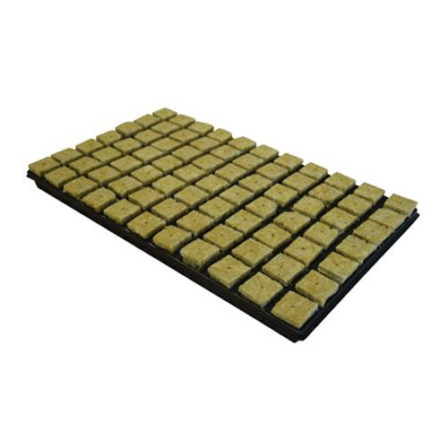 Cultilene Rockwool CRB Tray 35mm - 77 Cubes per Tray - London Grow